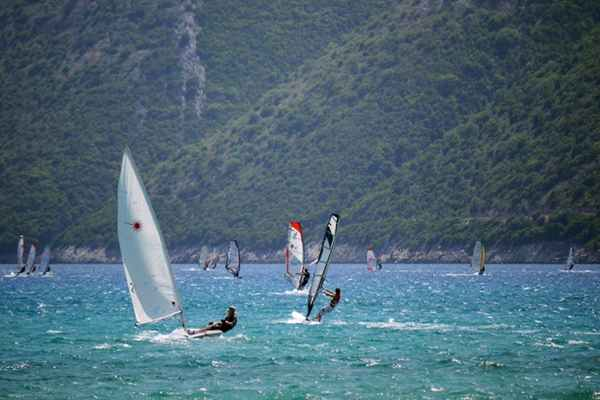 Windsurfing Resko