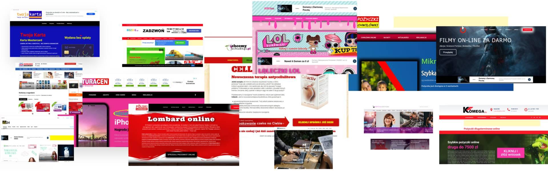 webgloba strony www