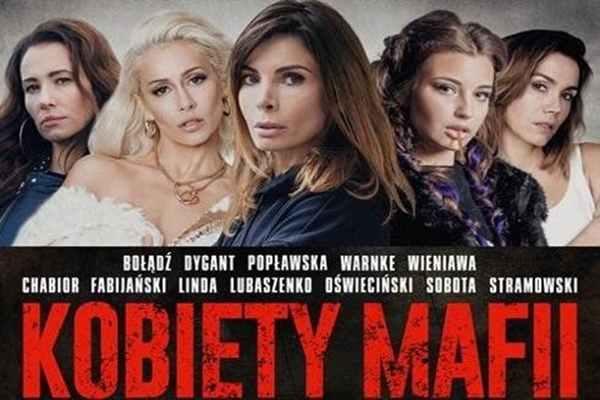 Kobiety mafii Płoty  gdzie obejrzeć?