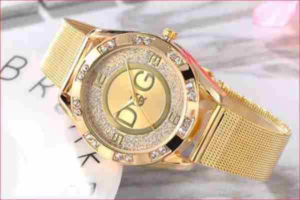 Złoty zegarek Damski Nowe Warpno  za 9 zł Kup teraz