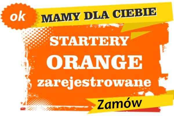 Sprzedam zarejestrowane karty sim orange Strzelce Krajeńskie  zadzwoń 887 332 665
