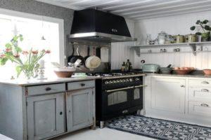 Kichnia Retro - Wysokiej jakości kuchnie wolnostojące