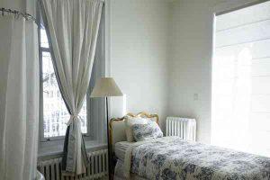 Co powinno znaleźć się w sypialni?